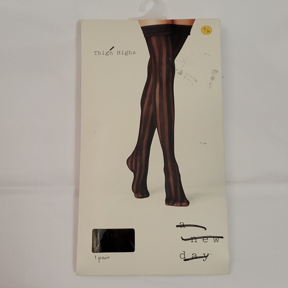 a new day thigh highs size S/M